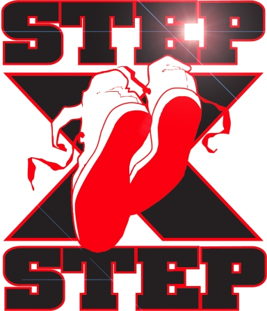 StepxStep-logo red sole5